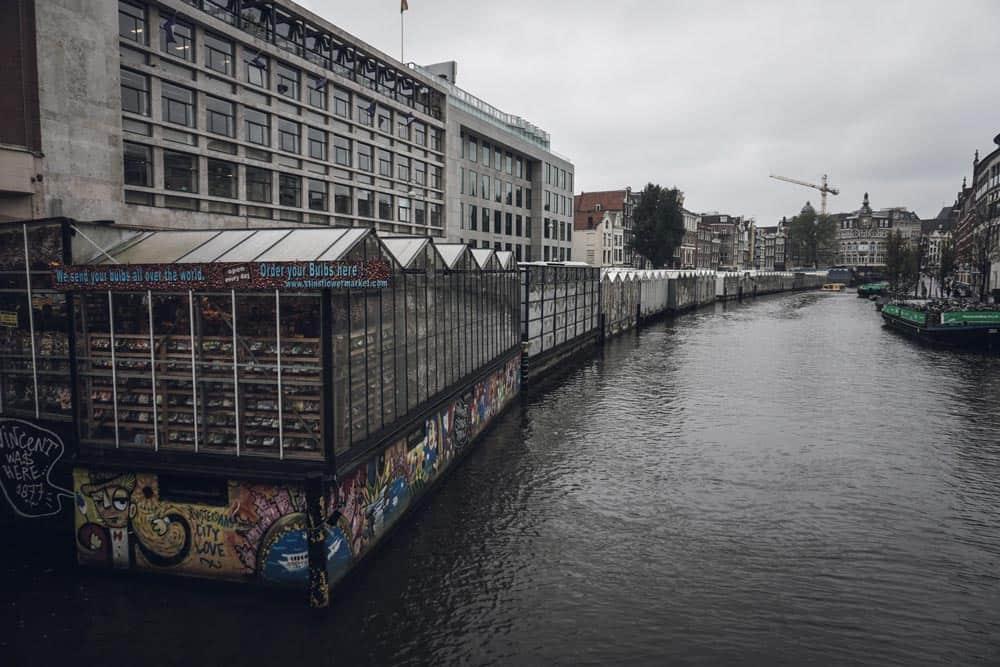 Bloemenmarkt Netherlands