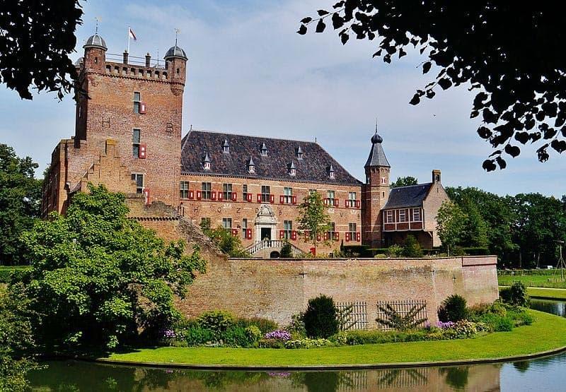 Huis Bergh Netherlands