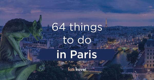 64 things to do in Paris