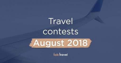 Travel contests to travel around the world for free