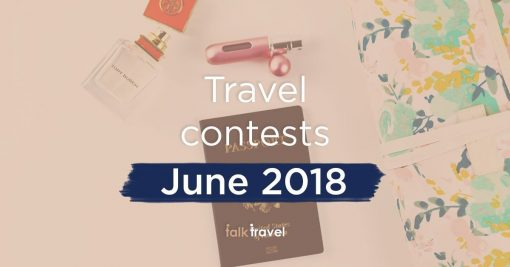 talk travel-contests-june-2018