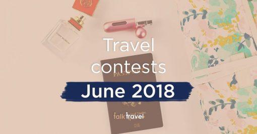 talk travel-contests-june-2018