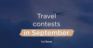 Travel contests September 2018