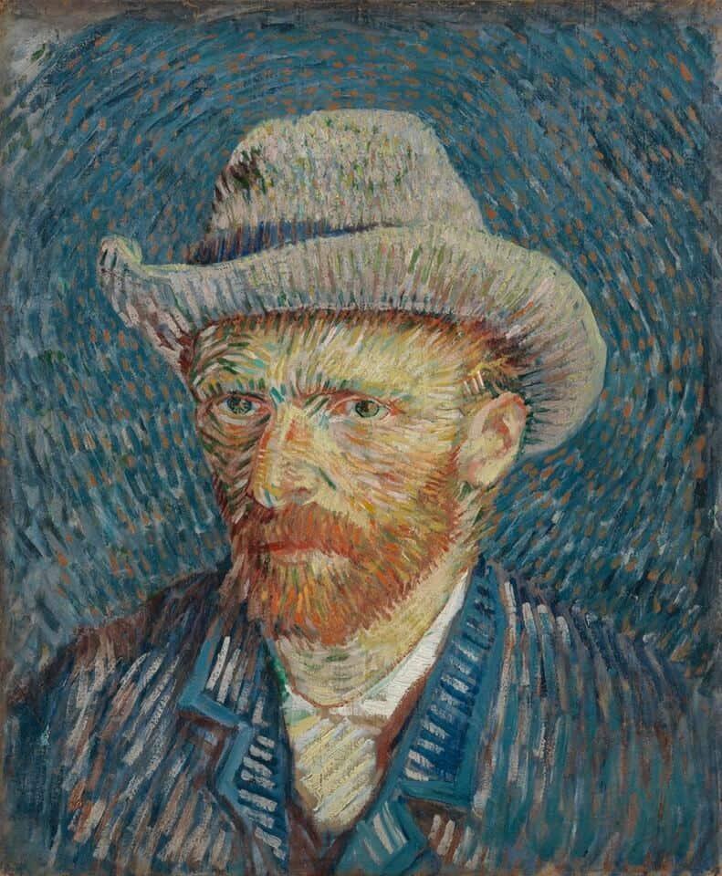 van-gogh-museum-vincent-gogh-self-portrait-amsterdam