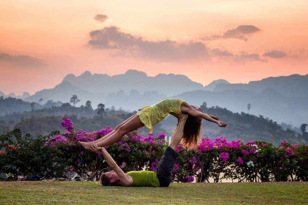 women yoga - yoga in India